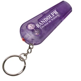 Whistle/Light Key Ring