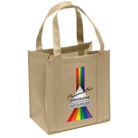 Full Color Grocery Tote Junior