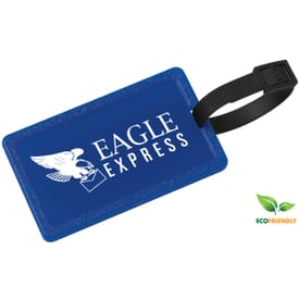 Eco Friendly Travel Tag