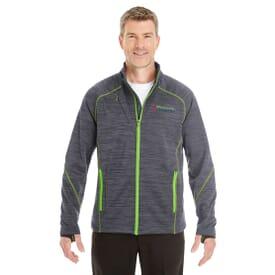 North End Sport® Flux Melange Jacket - Men's