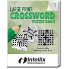 Large Print Crossword Puzzle Book- Volume 2