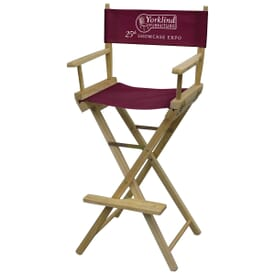 Director's Chair – Bar Height
