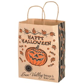 Kraft Trick Or Treat Bag