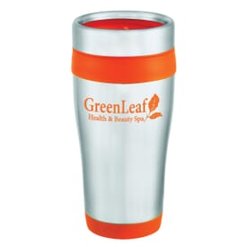 16 oz Accents Stainless Tumbler